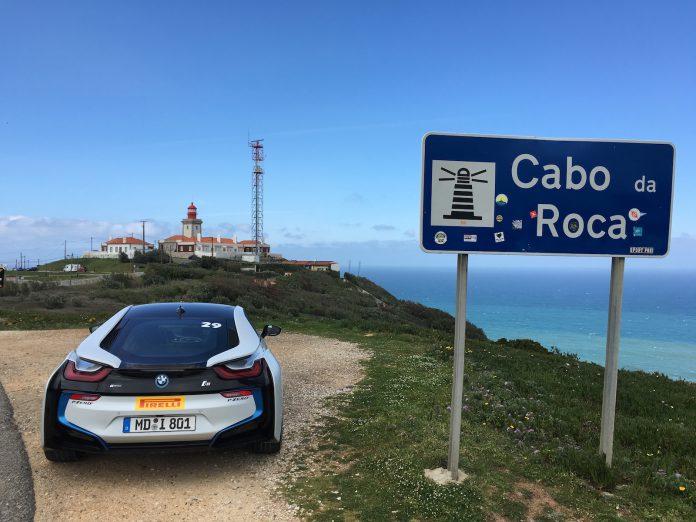 BMW i8 Pirelli