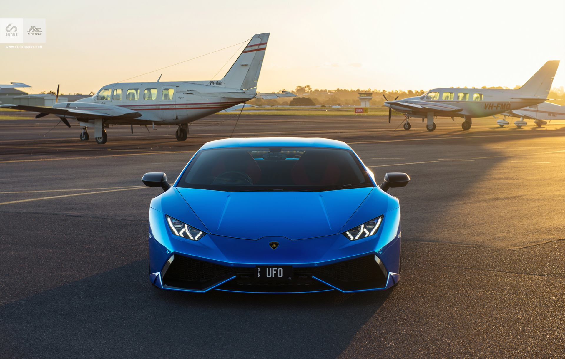 Stunning Blue Chrome Lamborghini Huracan by Sunus Motorsport