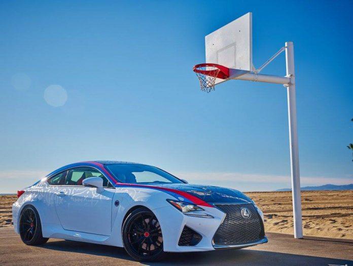 Lexus RC F LA Clippers Edition (3)