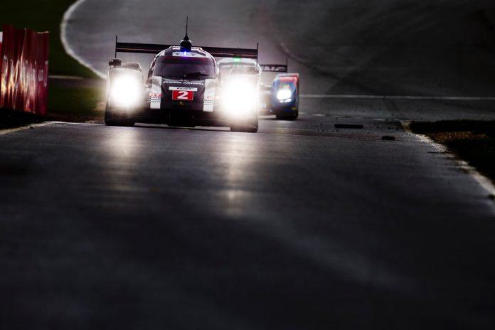 Porsche 919 at Silverstone 2016