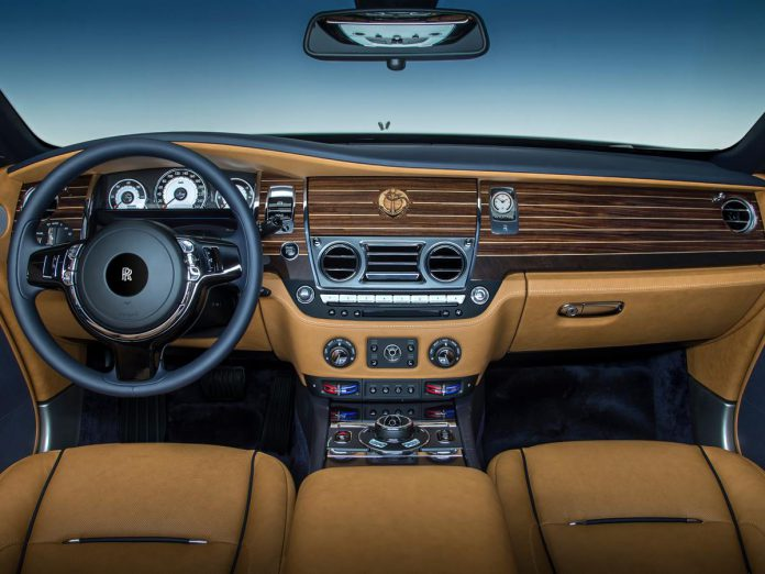 Rolls-Royce Nautical Wraith (2)