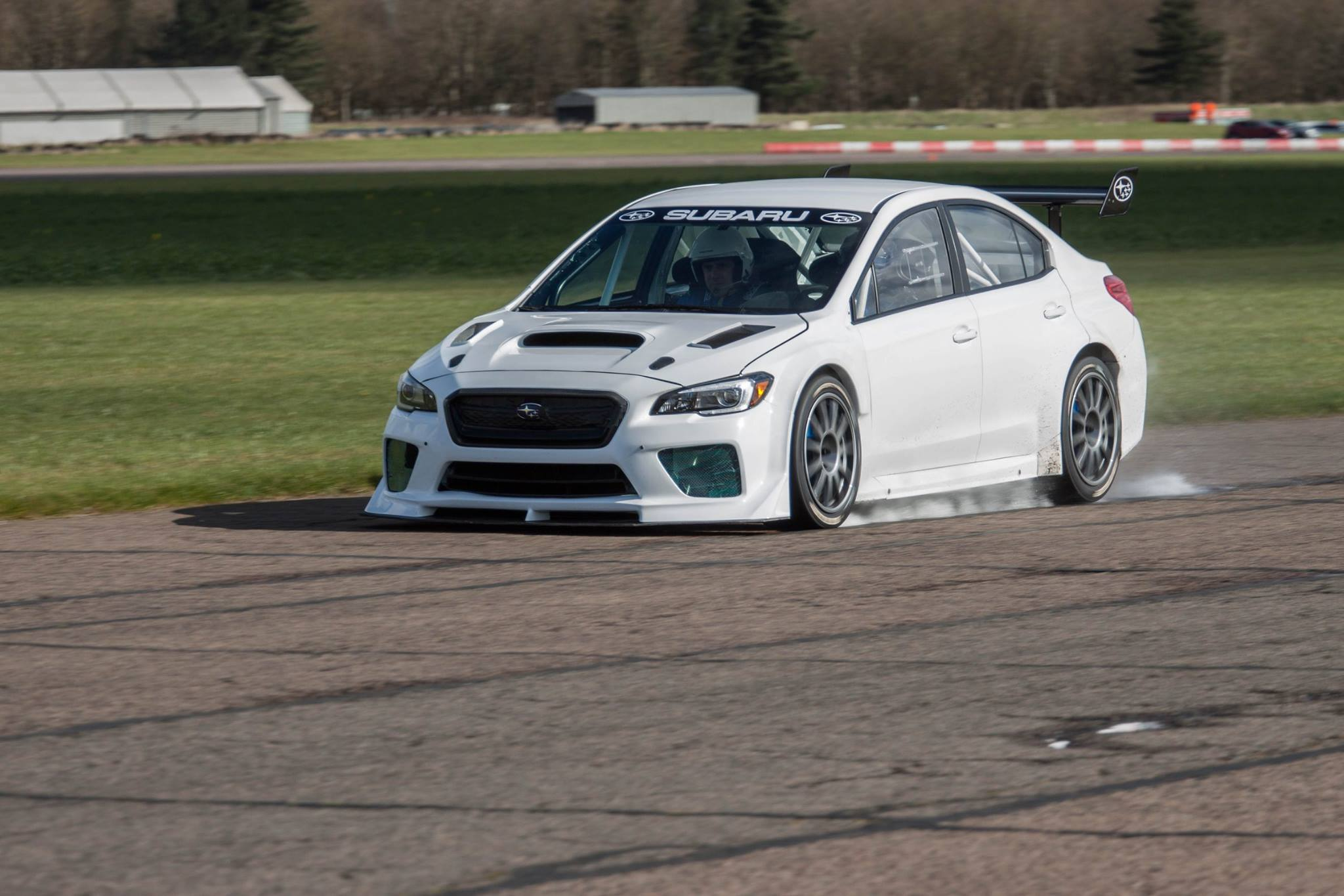 2016 Subaru WRX STI Isle of Man Edition by Prodrive - GTspirit