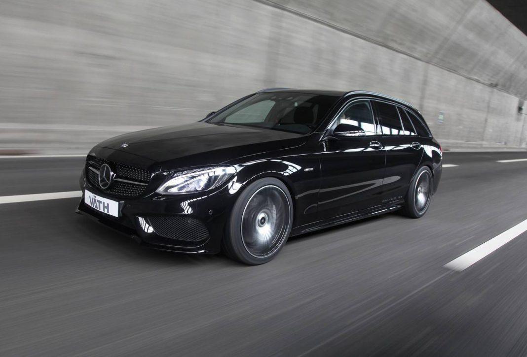Official vath mercedes benz c450 amg sport gtspirit for Mercedes benz c450 amg review