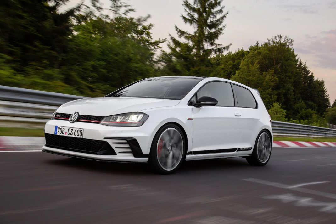 official 2016 volkswagen golf gti clubsport edition 40 gtspirit. Black Bedroom Furniture Sets. Home Design Ideas