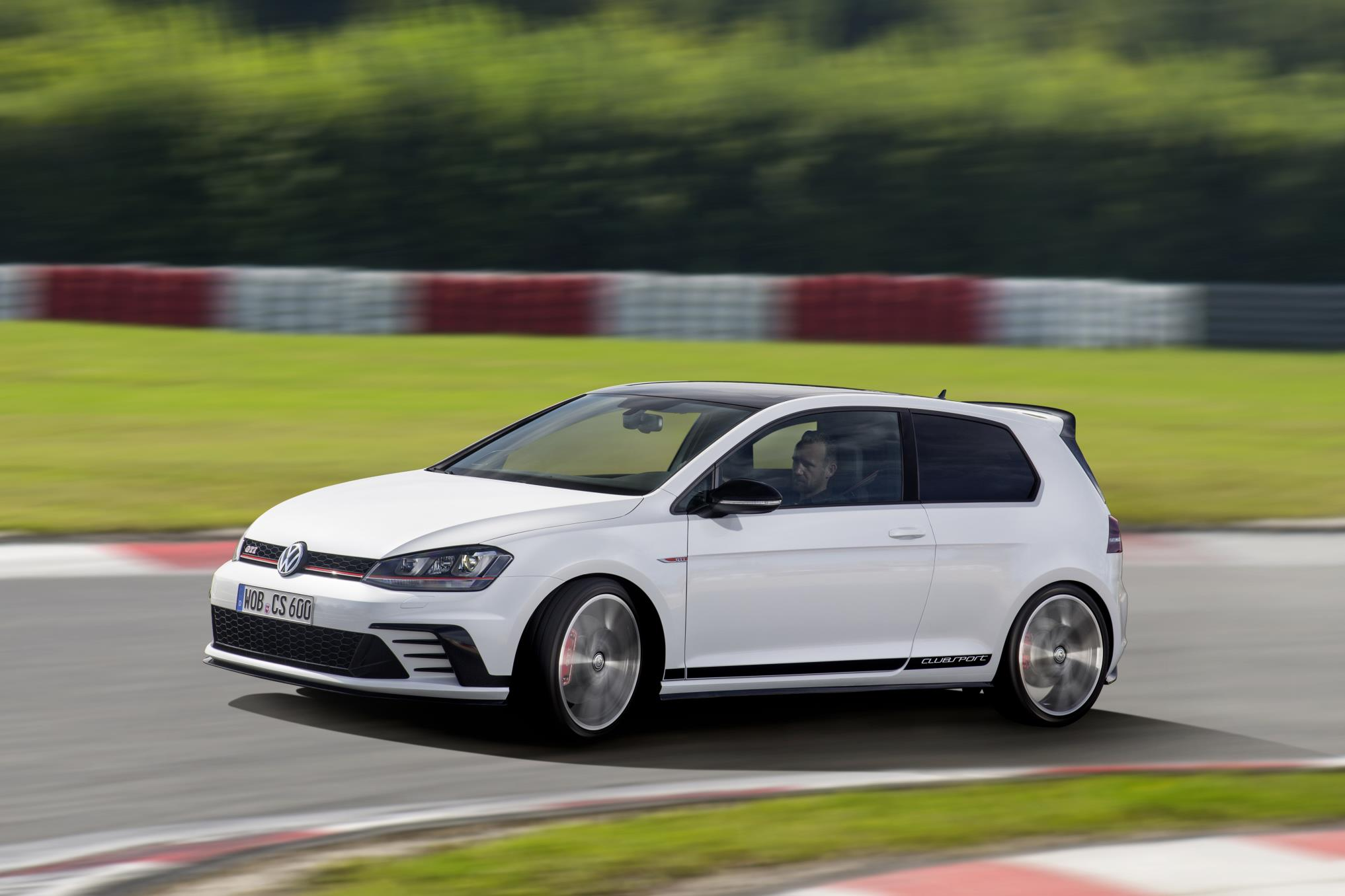 Golf Clubsport S >> Vw To Debut Golf Gti Clubsport S At Worthersee 2016 Gtspirit