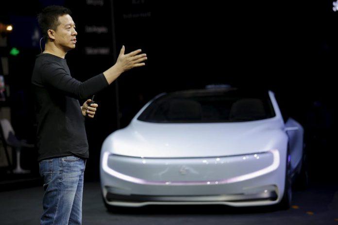 LeSee Autonomous Electric Supercar