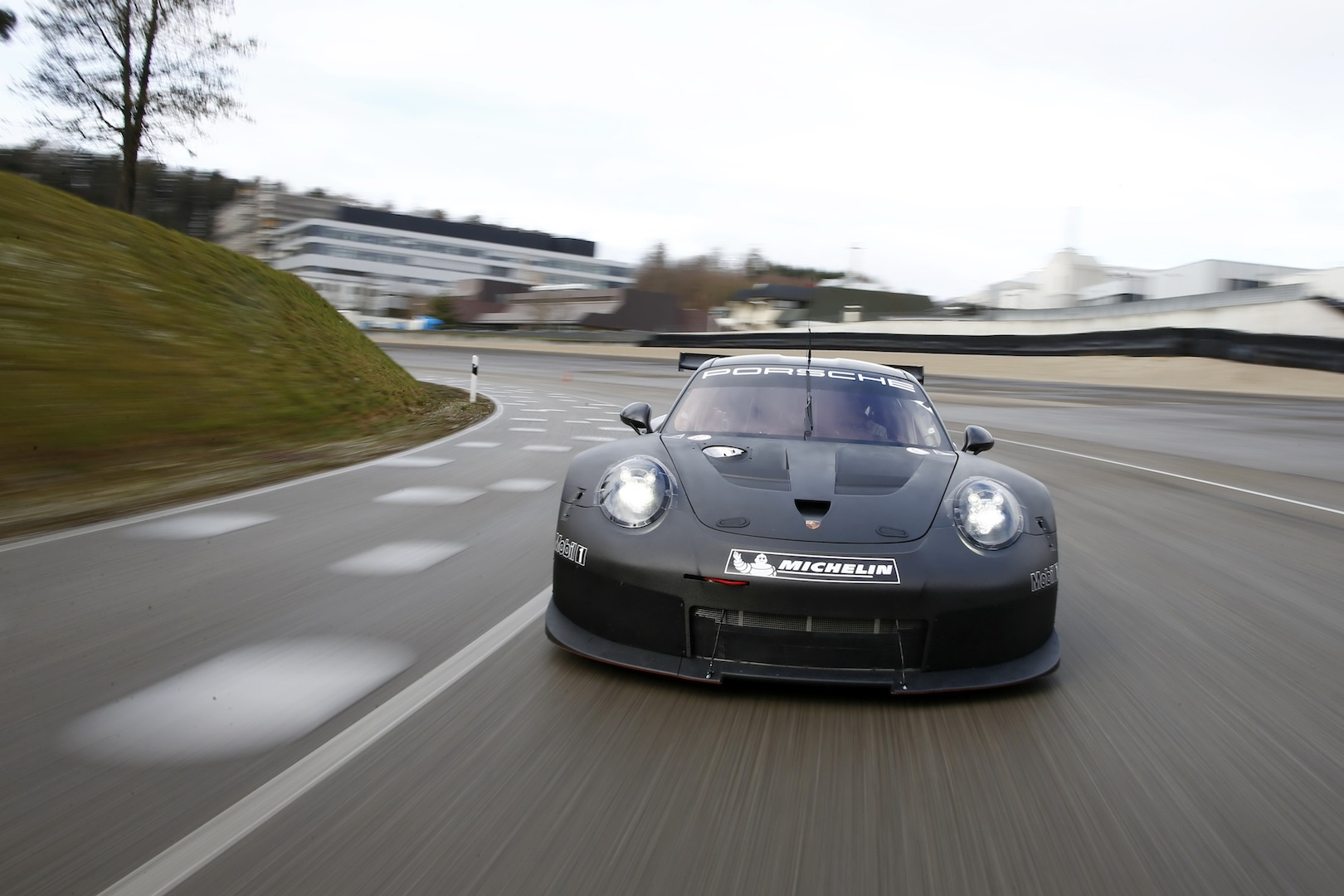 2017 porsche 911 gt3 rsr revealed ahead of daytona 24