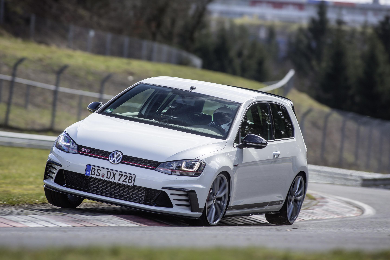 Official 2017 Volkswagen Golf Gti Clubsport S