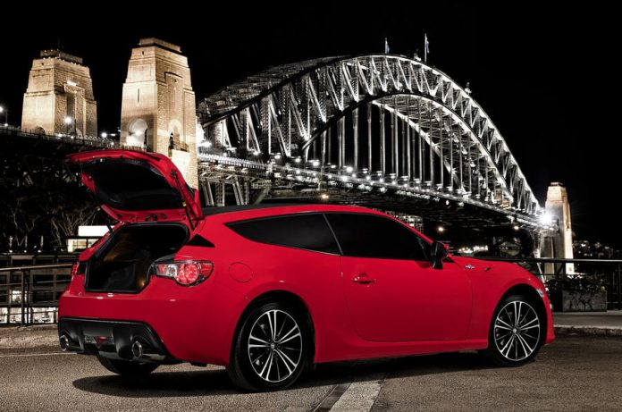 006_Toyota GT86 Shooting Brake