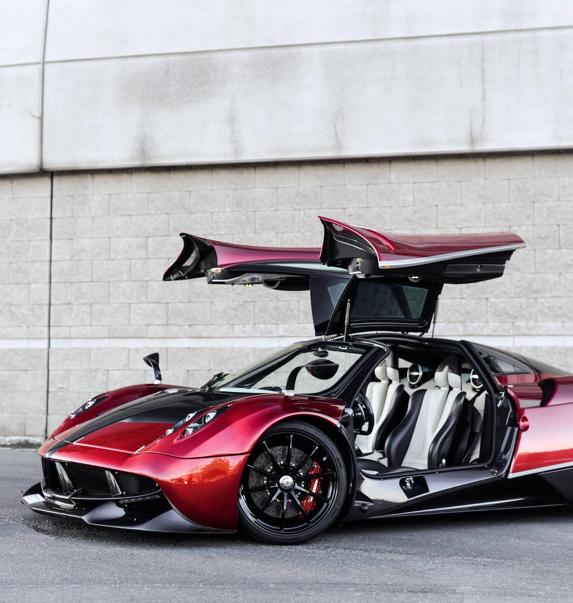 Pagani Huayra Price >> Pagani Huayra Tempesta Package Priced at $181K - GTspirit