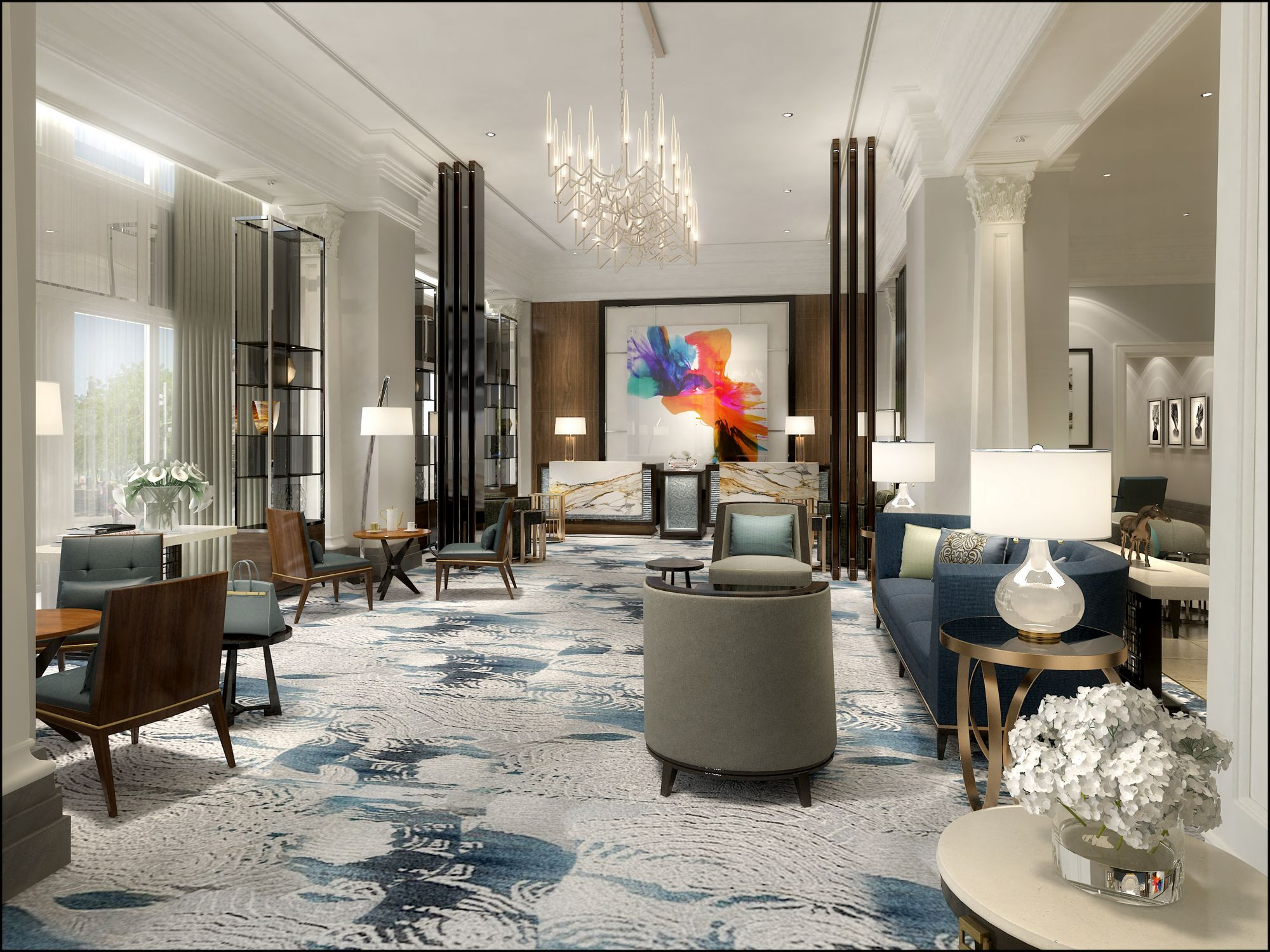 The ritz carlton budapest opens in hungary gtspirit for Boutique hotel ritz
