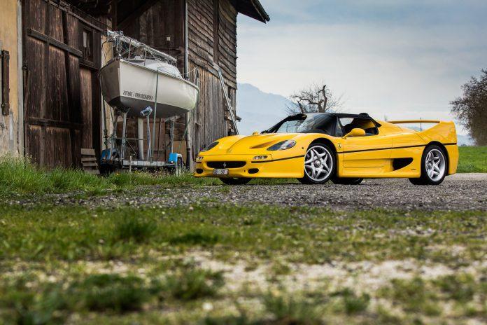 014_Ferrari F50