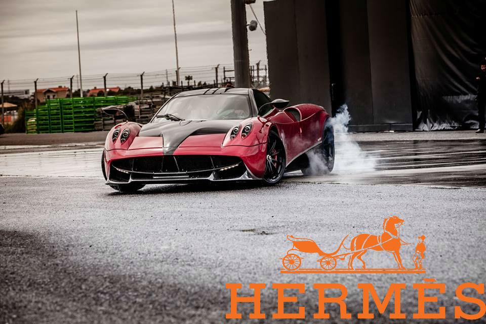 Pagani Huayra For Sale >> Pagani Huayra Hermes Edition on the Way - GTspirit