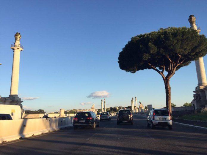 Mille Miglia Rome