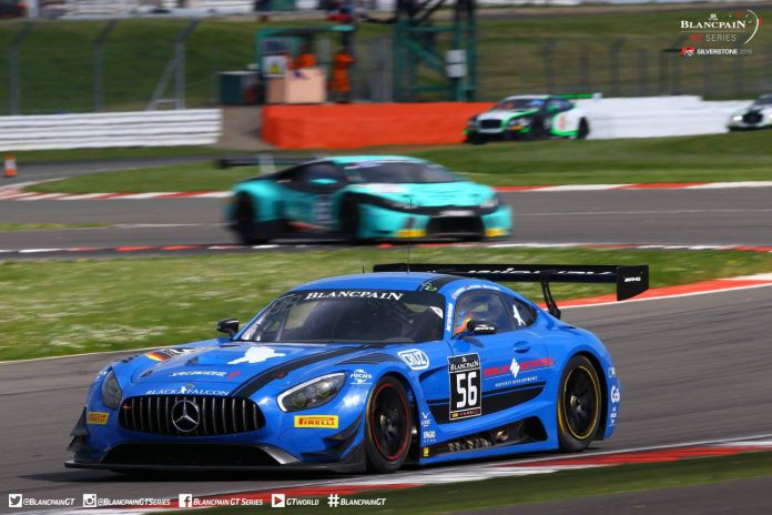 Black Falcon #56 Mercedes-AMG GT3