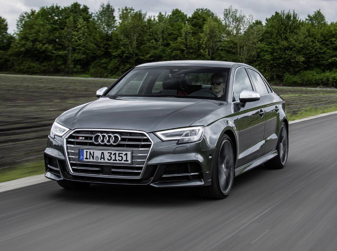Audi S3 Review Dynamic Photo
