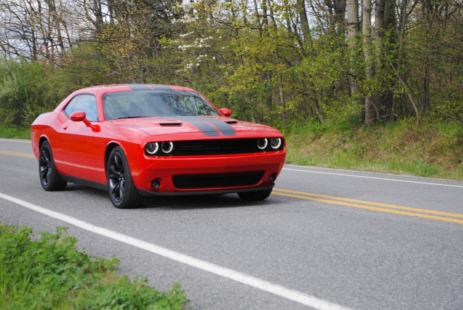 2016 Dodge Challenger Sxt Plus >> 2016 Dodge Challenger SXT Plus Review - GTspirit