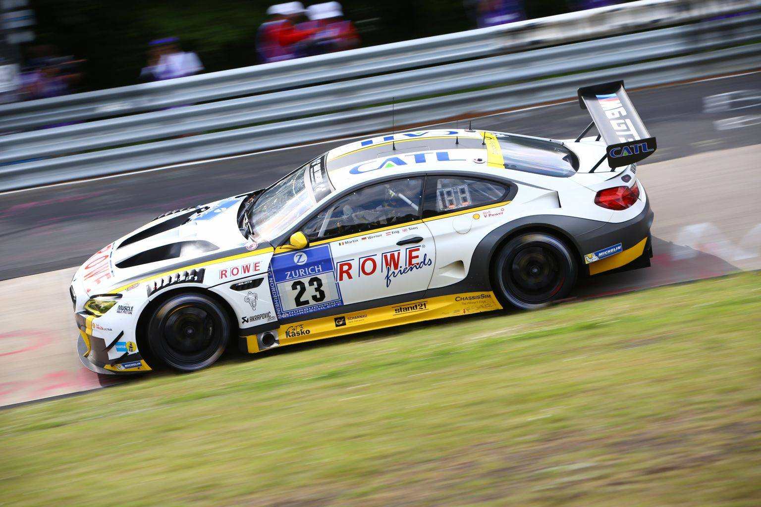 Nurburgring 24 Hours Mercedes Ends Audi Spell With Full
