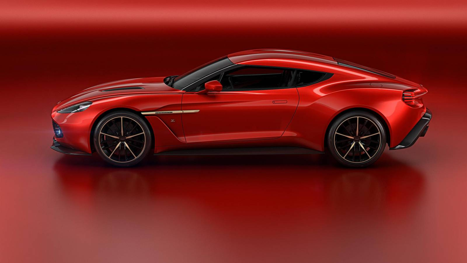 Official Aston Martin Vanquish Zagato Concept Gtspirit