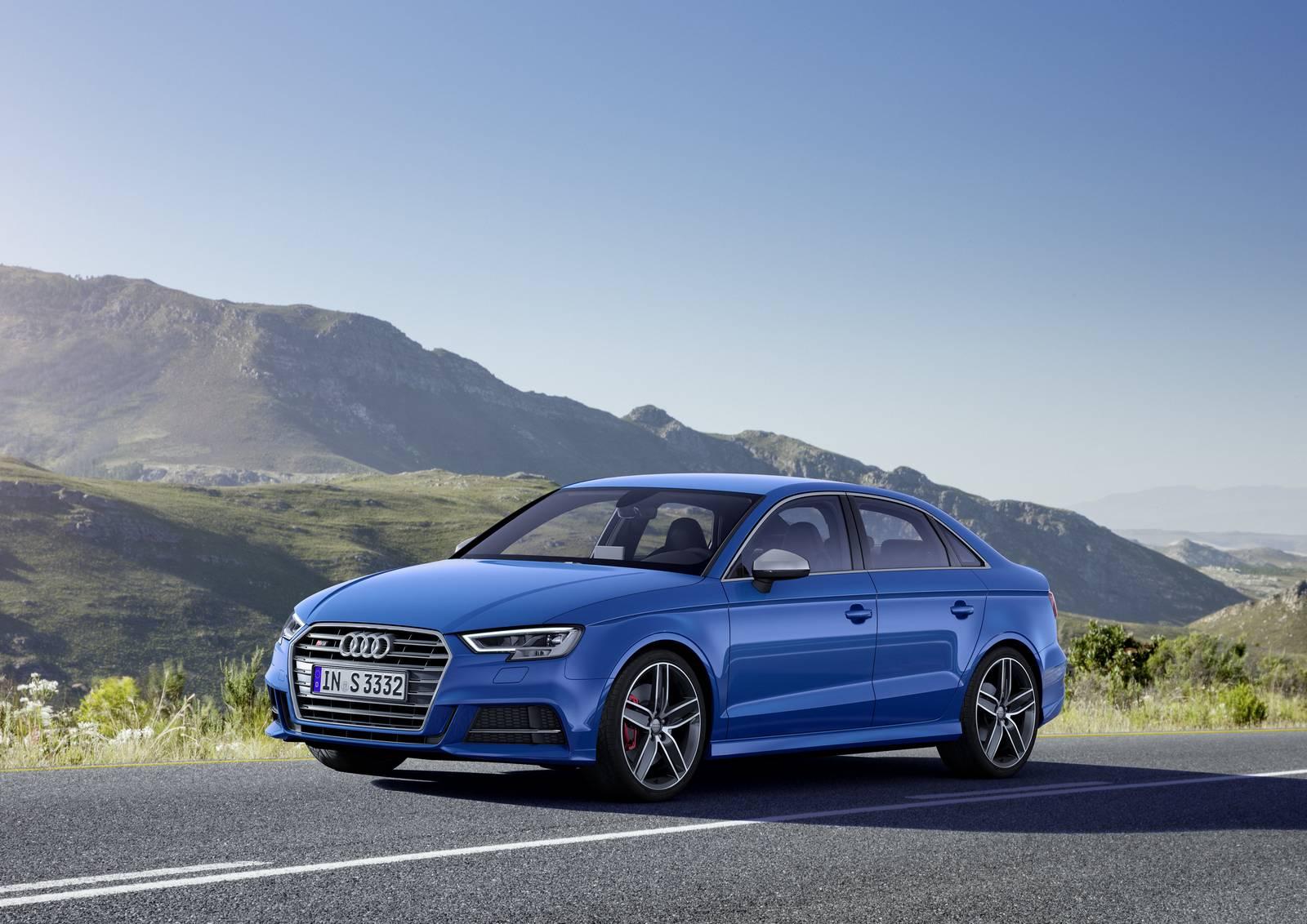 2017 Audi S3 Review Gtspirit