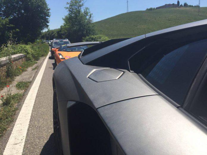 Aventador SV Mille Miglia