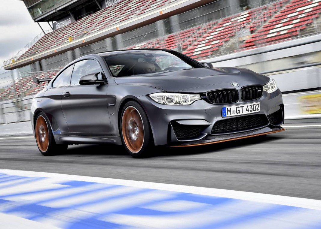 2016 bmw m4 gts review gtspirit. Black Bedroom Furniture Sets. Home Design Ideas