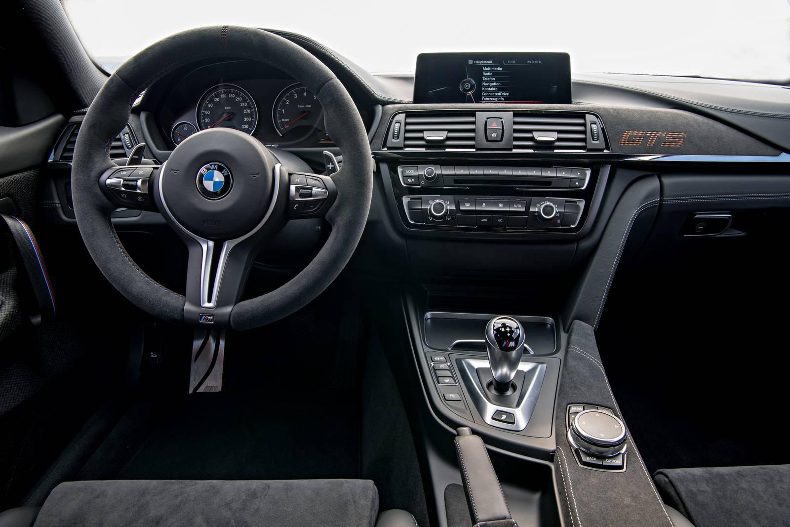 2016 BMW M4 GTS Review  GTspirit