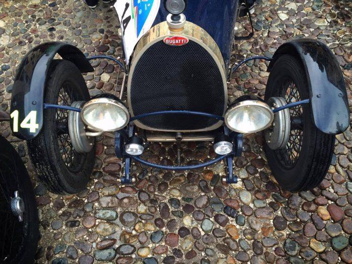 Bugatti Mille Miglia 2016