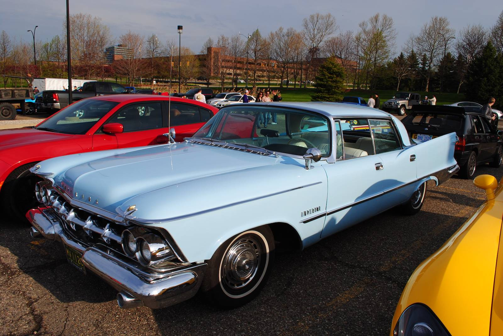 Gallery Fiat Chrysler Design Hosts Cars and Coffee Event