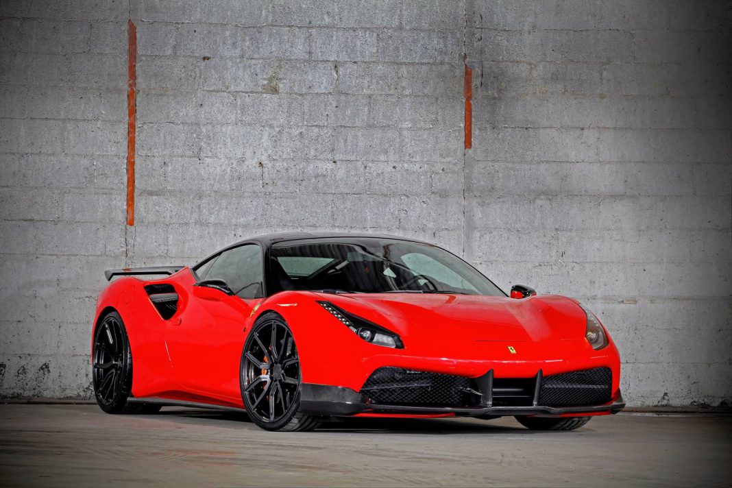 Official 900hp Ferrari 488 Gtb By Vos Performance Gtspirit