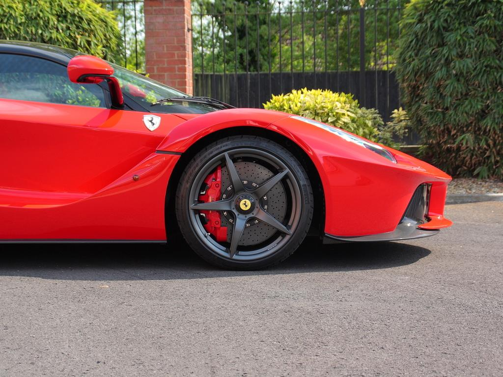 ferrari laferrari with only 73 miles for sale in the uk. Cars Review. Best American Auto & Cars Review