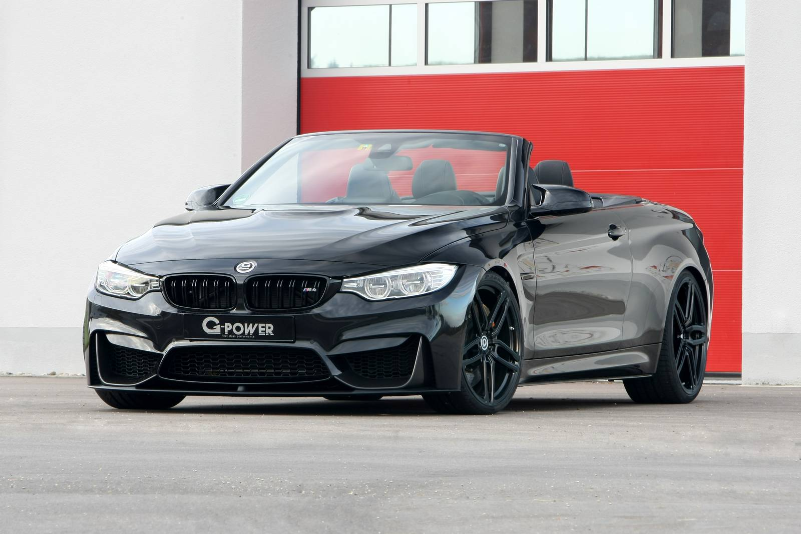 Official G Power Bmw M4 Cabriolet Gtspirit