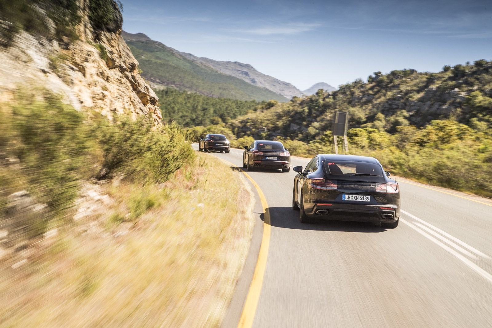 Porsche Panamera 971 Prototype Review – Big Bang for the New Architecture