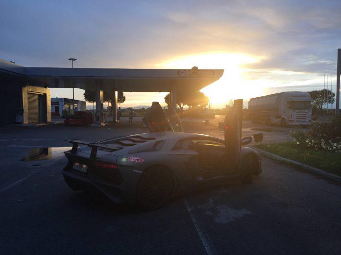 Lamborghini Aventador SV Mille Miglia 2016