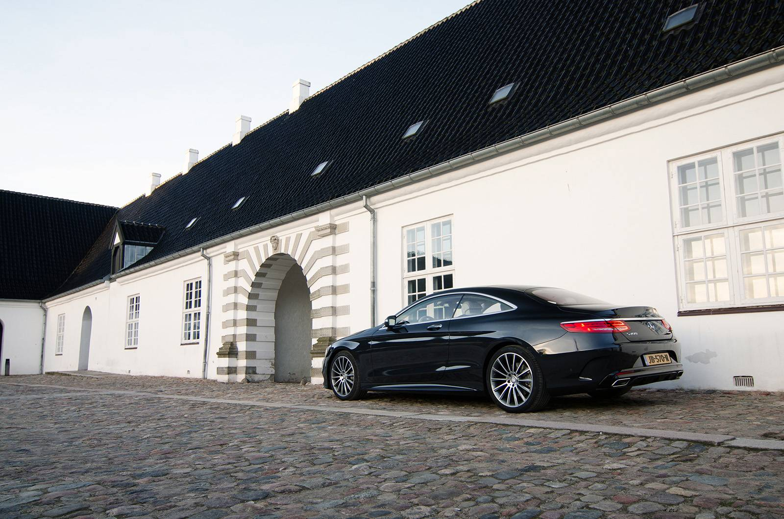 2016 Mercedes-Benz S400 Coupe Review