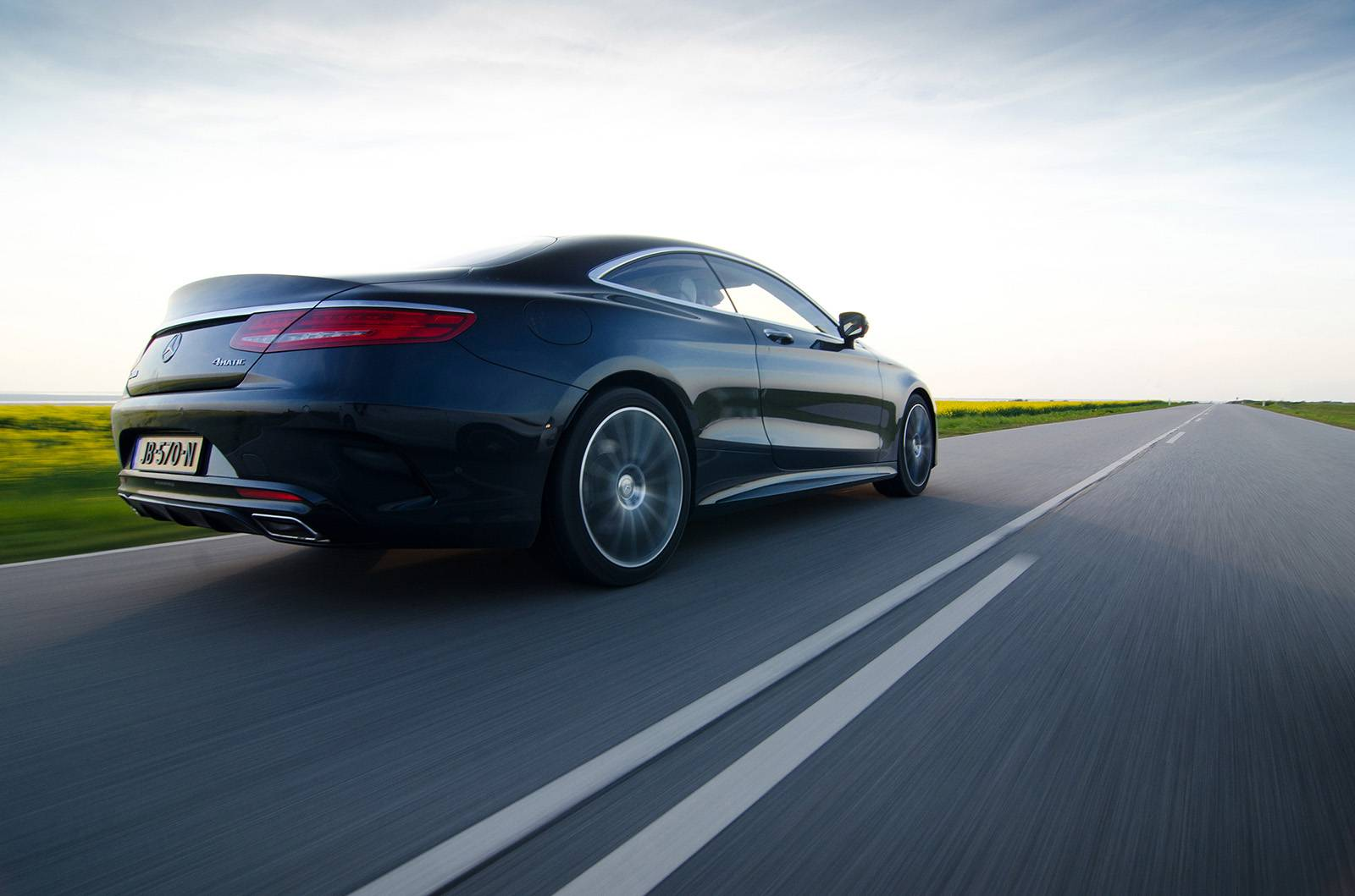 Mercedes Benz S400 Coupe 1 Of 17 What To Spec