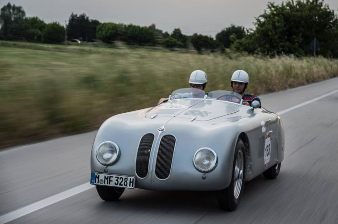 Mille Miglia Day 2 Classic Cars  (5)