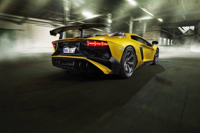 Novitec Torado Lamborghini Aventador SV (6)