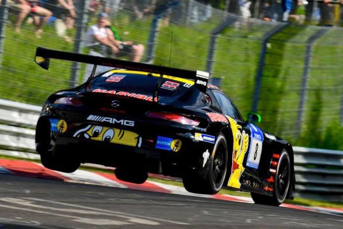 Haribo Racing Team Mercedes-AMG GT3