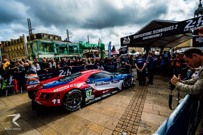 2016 Le Mans 24 Hours Sunday (3)