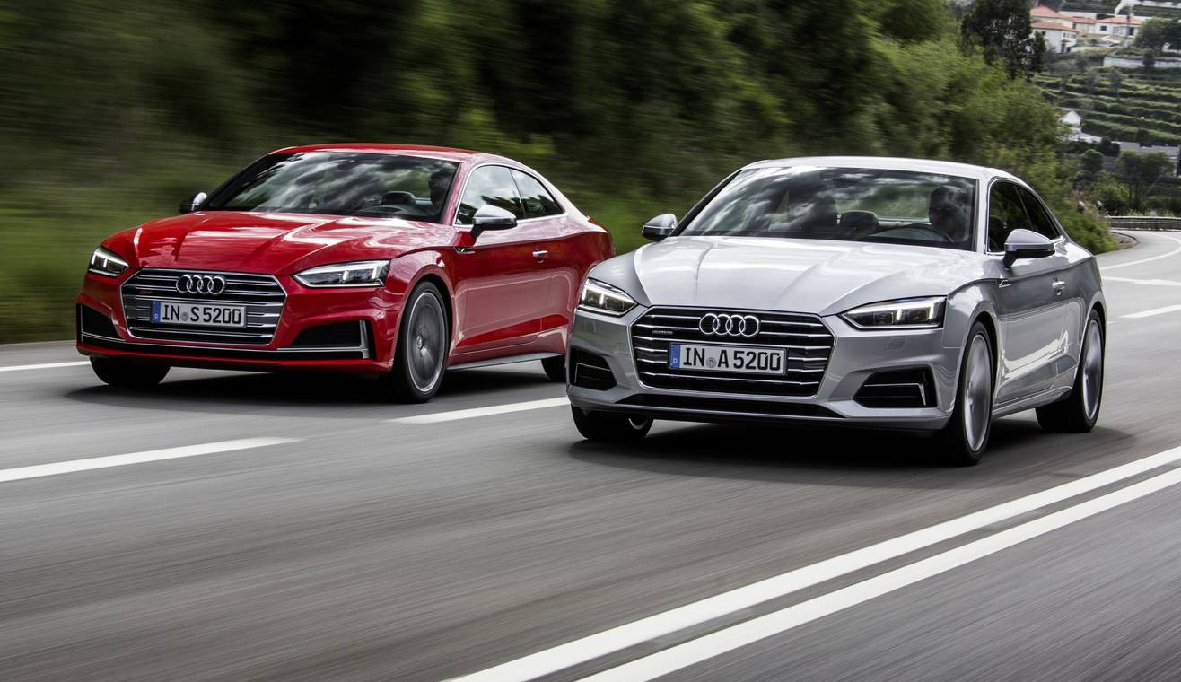 2017 Audi A5 And S5 Review Supercar