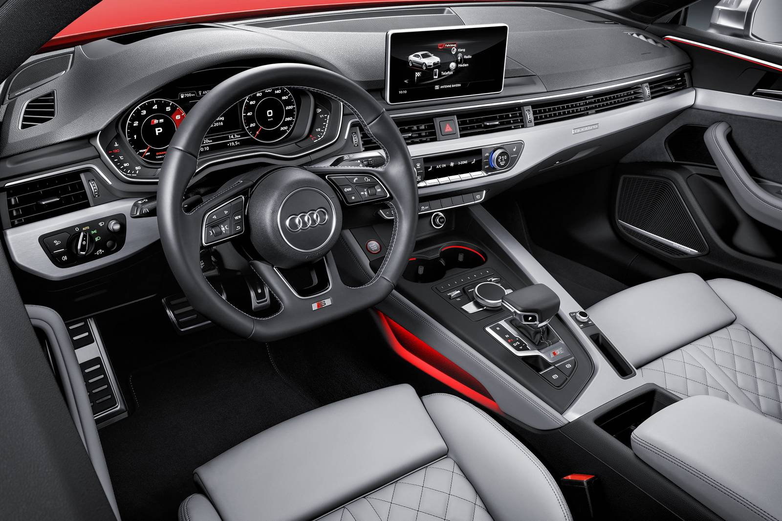 official 2017 audi a5 and s5 coupe gtspirit. Black Bedroom Furniture Sets. Home Design Ideas