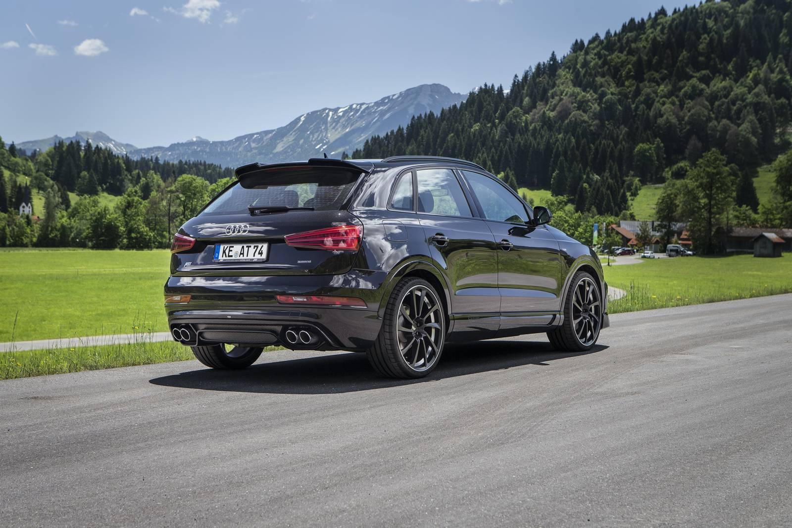 Official Abt Audi Qs3 Gtspirit
