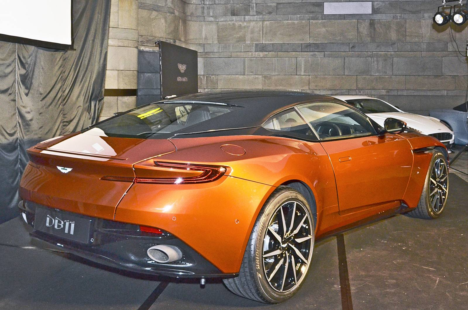 aston martin db11 launched in hong kong gtspirit. Black Bedroom Furniture Sets. Home Design Ideas