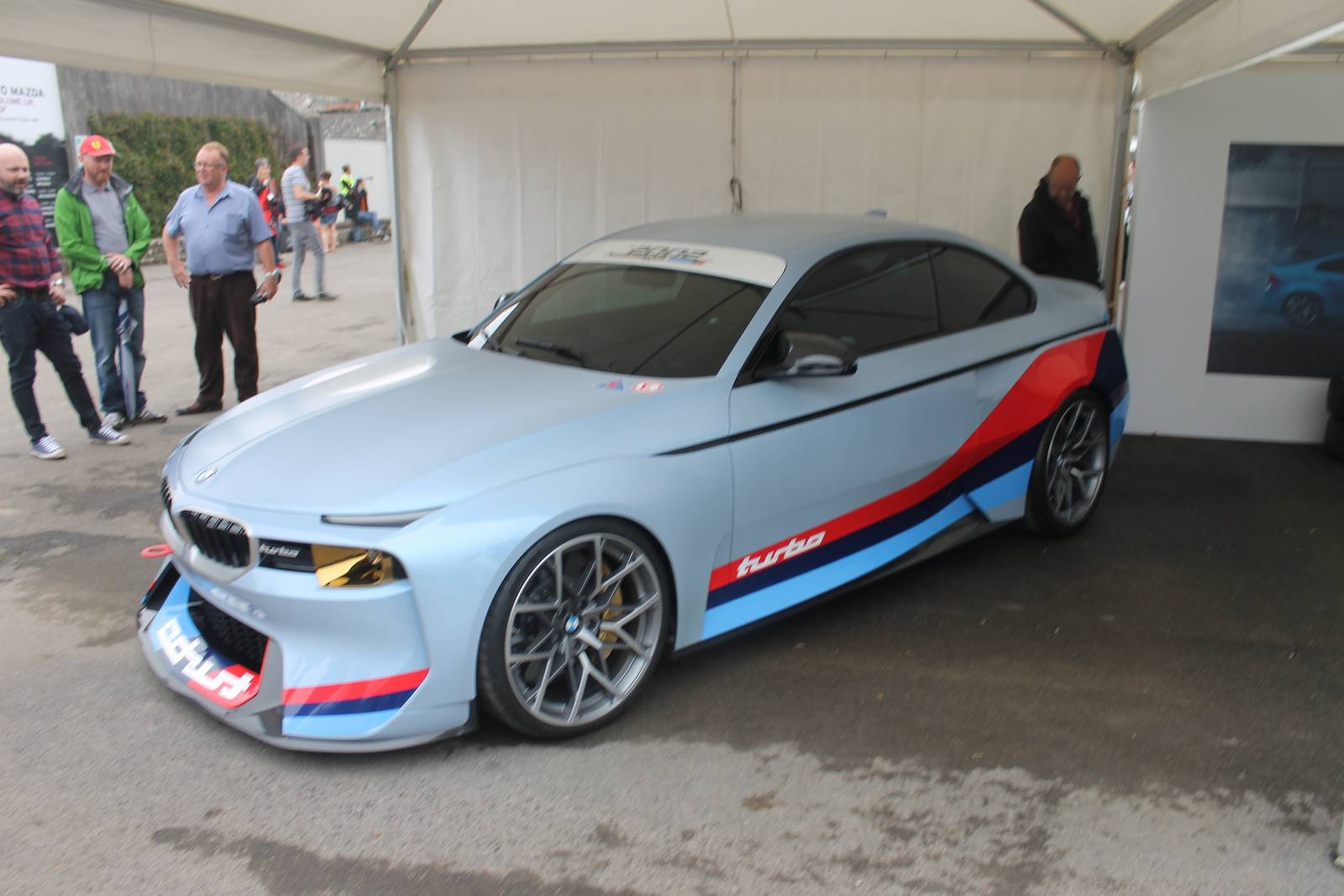 Goodwood 2016 Bmw 2002 Hommage Gtspirit