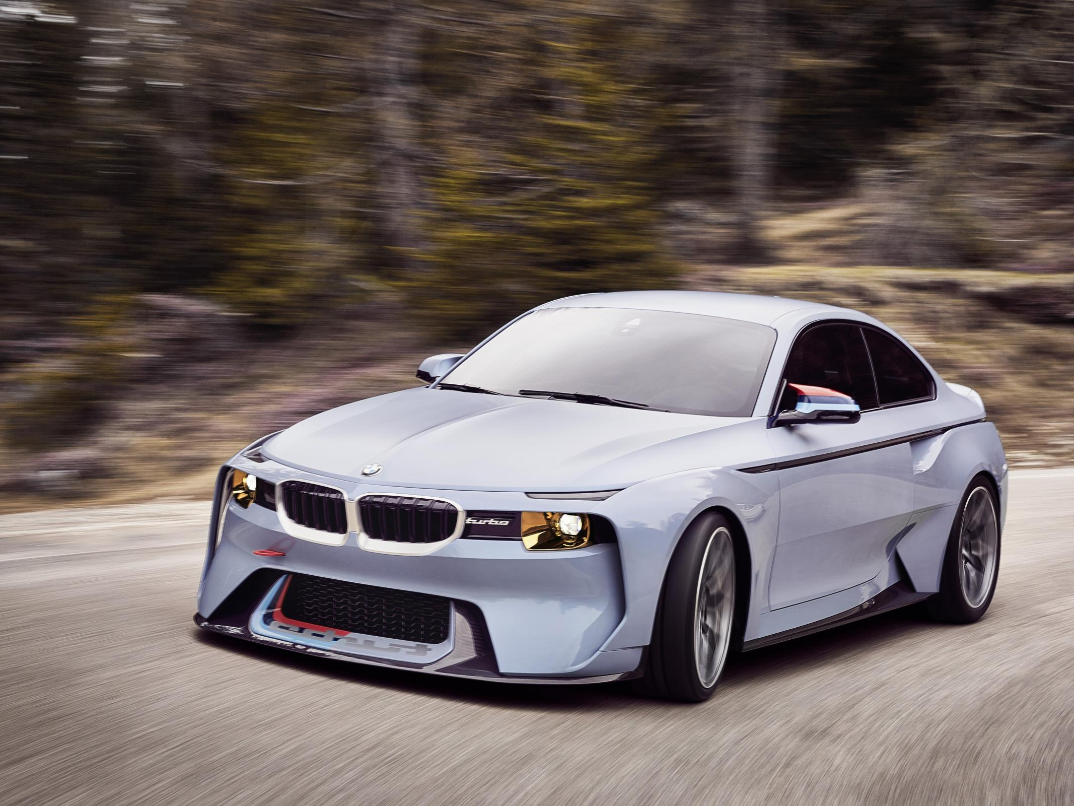 BMW at Goodwood 2016: BMW 2002 Hommage, Next 100 Concept and More