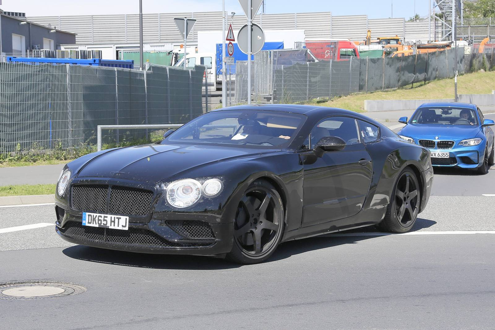 2018 bentley coupe. perfect bentley 2018 bentley continental gt latest spy shots supercar for bentley coupe