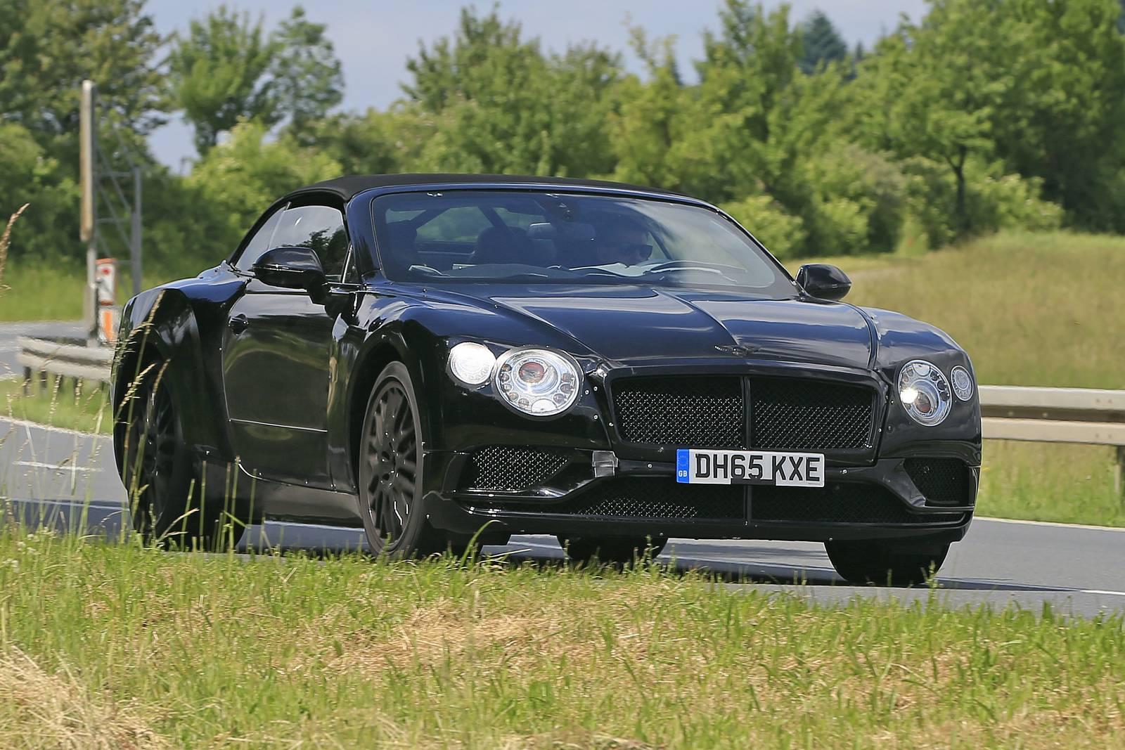 Exclusive: Next Generation Bentley Continental GT
