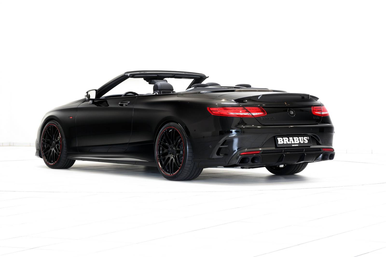 Official 850hp brabus mercedes amg s63 cabriolet gtspirit for Fastest mercedes benz amg