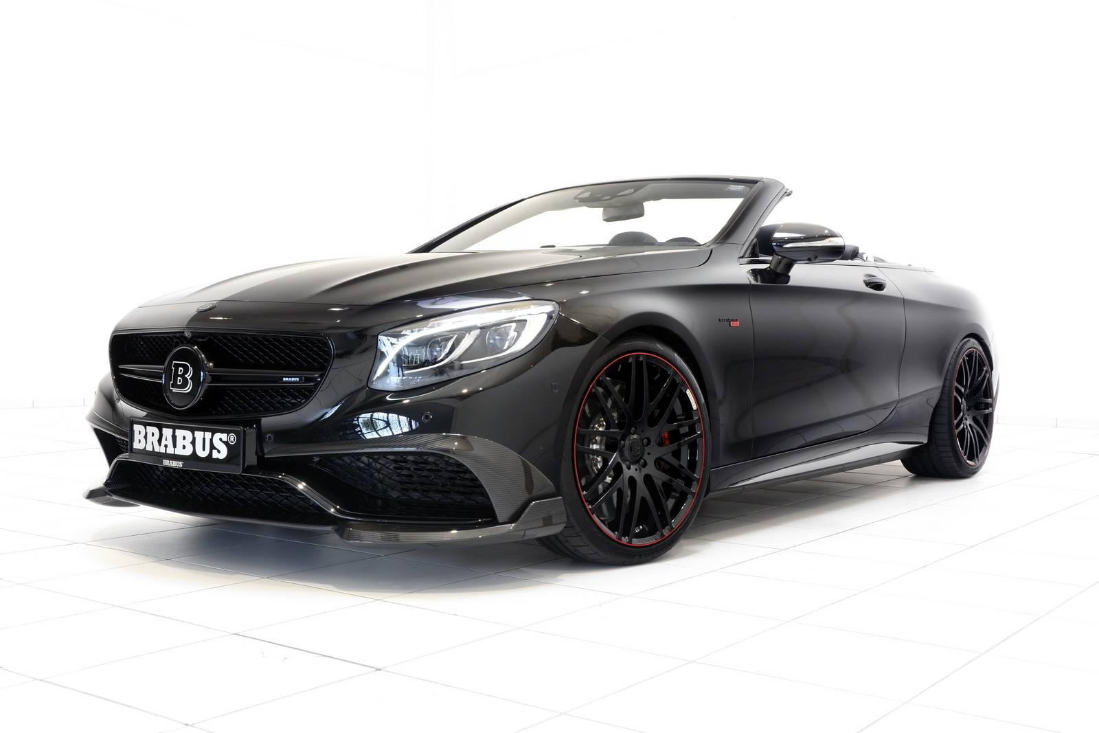 Official 850hp brabus mercedes amg s63 cabriolet gtspirit for Mercedes benz g cabriolet